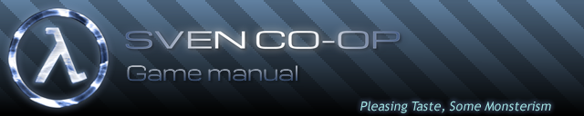 Sven Co-op Manual :: Running a server (configuration guide)